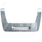 Nissan Titan Chrome Tailgate Handle Covers, 2004, 2005, 2006, 2007, 2008, 2009, 2010, 2011, 2012, 2013