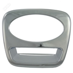 Kia Soul Chrome Rear Door Handle Cover, 2011, 2012