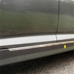 Kia Optima Chrome Lower Side Accent Trim, 2011, 2012, 2013, 2014, 2015