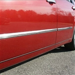 Nissian Maxima Chrome Side Accent Trim, 2004, 2005, 2006, 2007, 2008