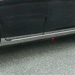 Nissan Altima Chrome Rocker Panel Trim, 8pc. Set, 2002, 2003, 2004, 2005, 2006