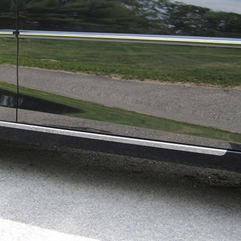 Honda Civic Sedan Chrome Rocker Panel Trim, 2006, 2007, 2008, 2009, 2010, 2011