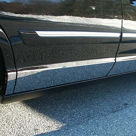Ford Crown Victoria Chrome Rocker Panels 8pc Set 1992