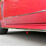 Ford Mustang Chrome Rocker Panel Trim 1999, 2000, 2001, 2002, 2003, 2004