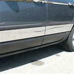 Chrysler Pacifica Chrome Rocker Panel Trim, 8pc  2004, 2005, 2006, 2007, 2008