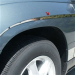 Chrysler Pacifica Chrome Side Accent Trim, 12pc  2004, 2005, 2006, 2007, 2008
