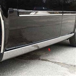 Chrysler 300 Chrome Rocker Panel Trim 2005, 2006, 2007, 2008, 2009, 2010