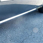 Dodge Magnum Chrome Rocker Panel Trim, 2005, 2006, 2007, 2008