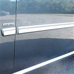 Dodge Magnum Chrome Side Accent Trim, 2005, 2006, 2007, 2008
