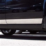Chevrolet HHR Chrome Rocker Panel Trim, 2006, 2007, 2008, 2009, 2010, 2011