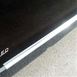 Ford Edge Chrome Lower Side Accent Trim, 2007, 2008, 2009, 2010, 2011, 2012, 2013, 2014