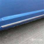 Chrysler Sebring Chrome Rocker Panel Set, 2pc 2007, 2008, 2009, 2010