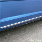 Chrysler 200 Chrome Rocker Panel Trim Set, 2011, 2012, 2013, 2014