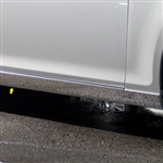 Chrysler 300 Chrome Rocker Panel Trim (below door), 2011, 2012, 2013, 2014, 2015