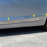 Cadillac ATS Chrome Rocker Panel Trim (lower door) 2015, 2016, 2017, 2018
