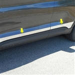 Ford Explorer Chrome Rocker Panel Trim, 2020