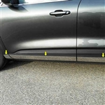 Ford Escape Chrome Lower Door Rocker Panel Trim, 2020