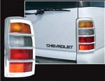 2000-2006 Chevrolet Suburban Tail Light Bezels