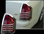 Chrysler 300 / 300C Tail Light Bezels, 2pc, 2005, 2006, 2007