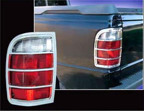 2002 2006 Ford Ranger Tail Light Bezels