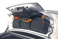 Ford Mustang Inside Trunk Lid Storage Pocket