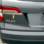Honda Pilot Chrome Trunk Accent Trim 2016, 2017, 2018, 2019