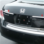 Honda Accord Sedan Chrome Trunk Accent Trim, 2008, 2009, 2010, 2011, 2012
