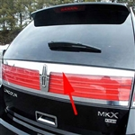 Lincoln MKX Chrome Tailgate Accent Trim, 2007, 2008, 2009, 2010