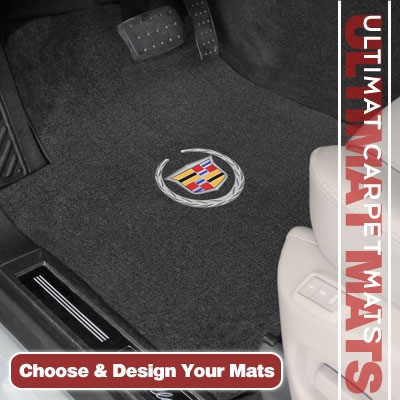 Ultimats Custom Auto Carpet Mats