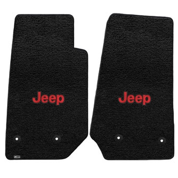 Jeep Wrangler Ultimat Floor Mats