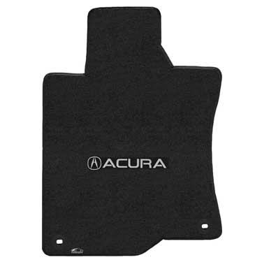 Acura MDX Velourtex Custom Auto Carpet Mats - Acura mdx floor mats