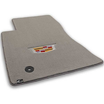 Cadillac XTS Velourtex Custom Auto Carpet Mats