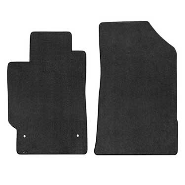 Porsche 911 Velourtex Custom Auto Carpet Mats
