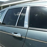 Chrysler Pacifica Chrome Window Package, 14pc  2004, 2005, 2006, 2007, 2008
