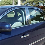 Ford Five Hundred Chrome Window Trim Package, 2005, 2006, 2007