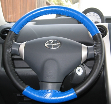 Ford F150 Leather Steering Wheel Covers By Wheelskins