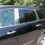 Acura MDX Chrome Window Sill Trim, 2007, 2008, 2009, 2010, 2011, 2012, 2013