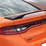 Dodge Dart 2 Post Painted Rear Spoiler, 2013, 2014, 2015, 2016