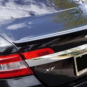 Jaguar xf lip mount painted rear spoiler 2009 2010 2011 2012 you publicscrutiny Image collections