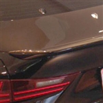 Lexus IS Lip Mount Painted Rear Spoiler, 2014, 2015, 2016, 2017, 2018