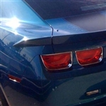 Chevrolet Camaro Flush Mount 3 Piece Painted Rear Spoiler, 2010, 2011, 2012, 2013