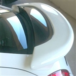 Porsche Panamera Flush Mount Painted Rear Spoiler, 2010, 2011, 2012, 2013