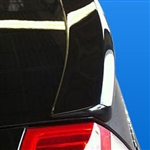 Lincoln MKS Lip Mount Painted Rear Spoiler, 2013, 2014, 2015, 2016