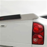 Dodge Ram Painted Tailgate Spoiler, 2002, 2003, 2004, 2005, 2006, 2007, 2008