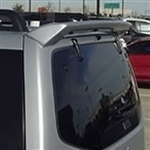 Nissan Pathfinder Painted Rear Spoiler, 2005, 2006, 2007, 2008, 2009, 2010, 2011, 2012