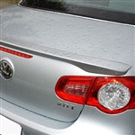 Volkswagen EOS Painted Rear Spoiler, 2007, 2008, 2009, 2010, 2011, 2012, 2013, 2014, 2015