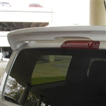 Dodge Nitro Painted Rear Spoiler (large), 2007, 2008, 2009, 2010, 2011