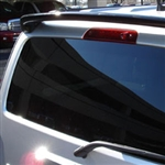 Dodge Nitro Painted Rear Spoiler (small), 2007, 2008, 2009, 2010, 2011
