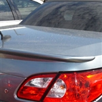 Chrysler Sebring Convertible Lip Mount Painted Rear Spoiler, 2008, 2009, 2010