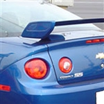 Chevrolet Cobalt Coupe 'SS' Painted Rear Spoiler, 2005, 2006, 2007, 2008, 2009, 2010